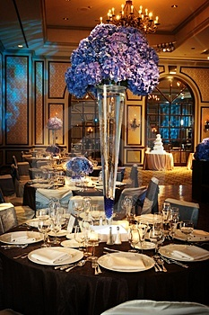 Wedding Receptions are Coordinated by Wedding Planners
