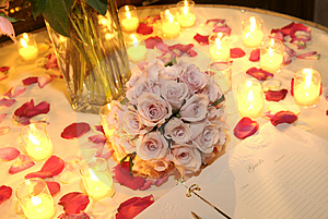 Wedding Planners Suggest Wedding Table Ideas